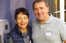 Jacques et Fabienne Rocher