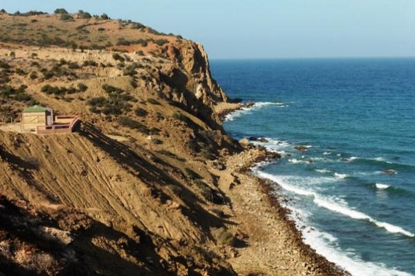 Maroc - Plage de Cala Iris