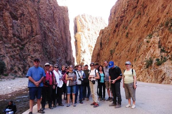 Maroc - Les gorges du Todra
