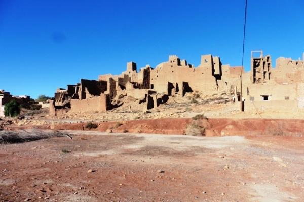 Maroc - Vieux Ksar de Goulmima