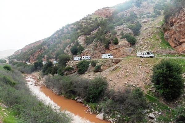 Maroc - Oued El Abid