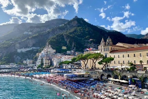 Italie du Sud - Amalfi