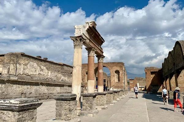 Italie du Sud - Pompei