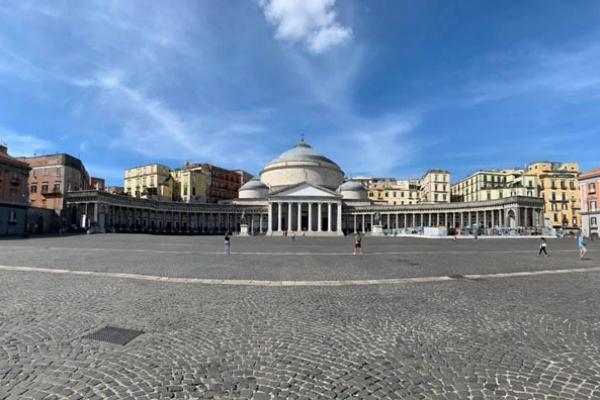 Italie du Sud - Naples