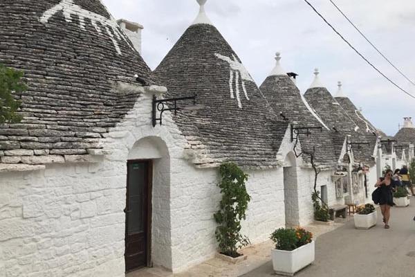 Italie du Sud - Alberobello