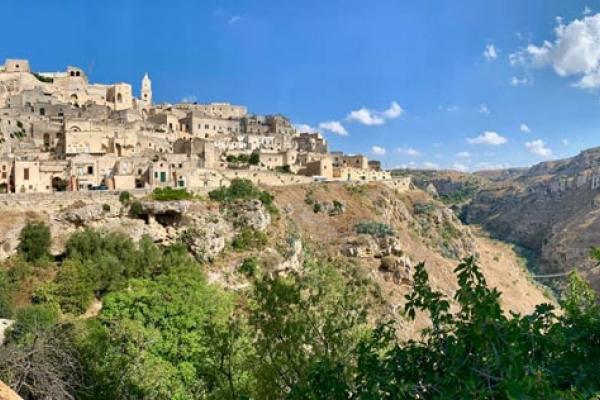 Italie du Sud - Matera
