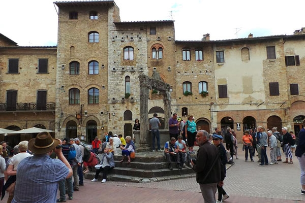 Italie du Nord - San Gimignano