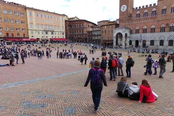 Italie du Nord - Sienne