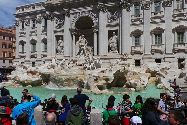 Italie du Nord - Rome