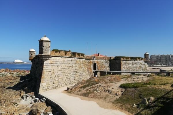 Portugal Porto Forteresse Francisco