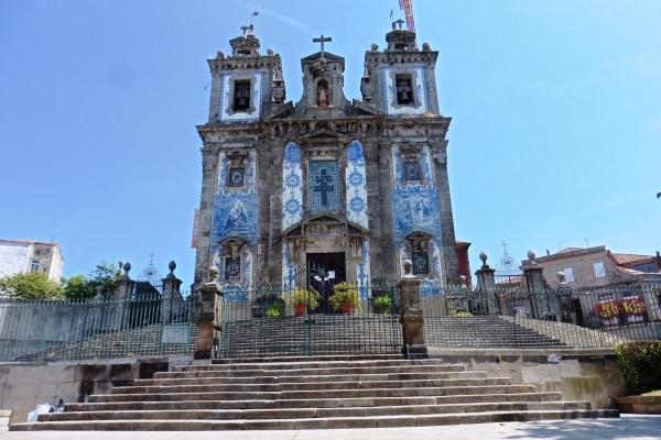 Portugal Porto Eglise Congregados