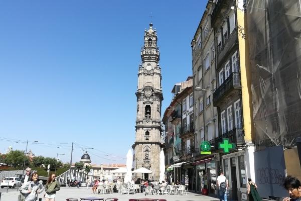 Portugal Torre dos Clérigos
