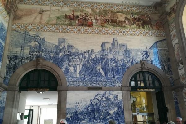 Portugal Porto Gare