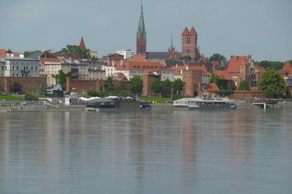 Pologne, Vue de Torun