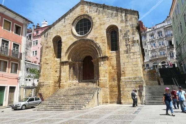 Portugal Coimbra Eglise St-Jacques