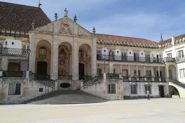 Portugal Coimbra Université