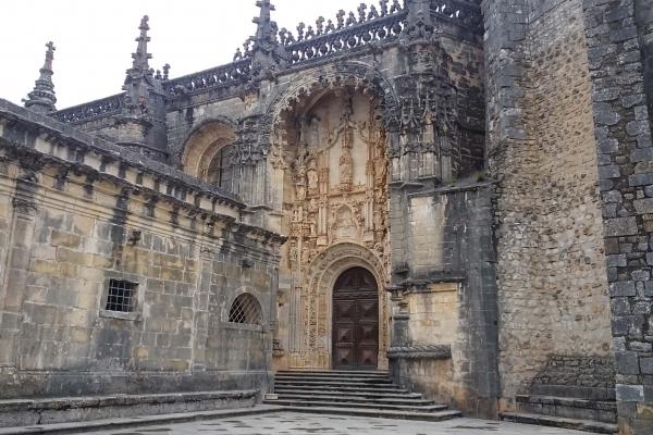 Portugal Tomar Convento D Cristo3
