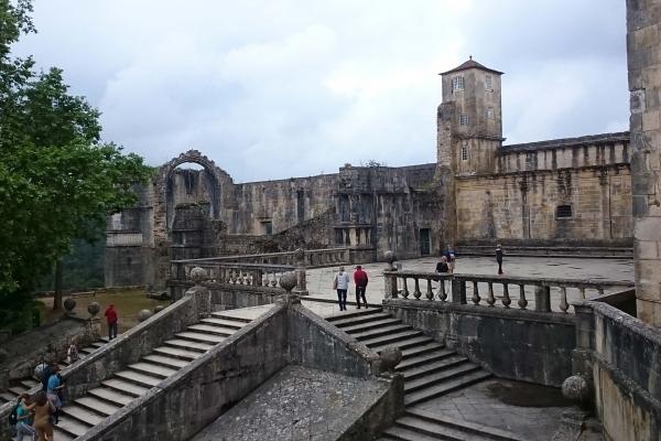 Portugal Tomar Convento D Cristo1