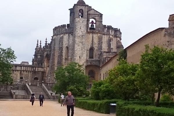 Portugal Tomar Convento D Cristo
