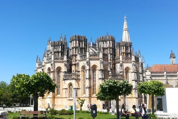 Portugal Bathala monastère