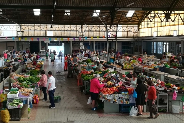 Portugal Nazaré Mercado