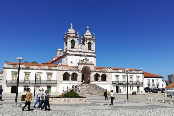 Portugal Nazaré Sitio Sanctuaire1