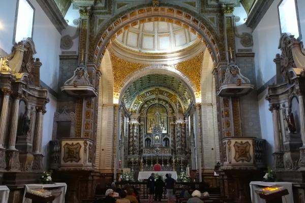 Portugal Nazaré Sitio Sanctuaire2