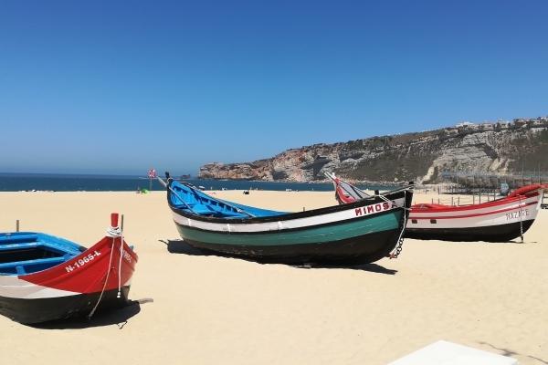 Portugal Nazaré Barques