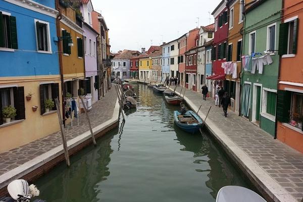 Italie du Nord - Murano/Burano