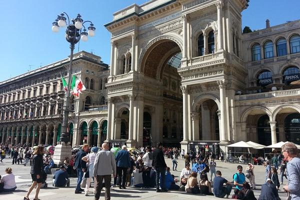Italie du Nord - Milan