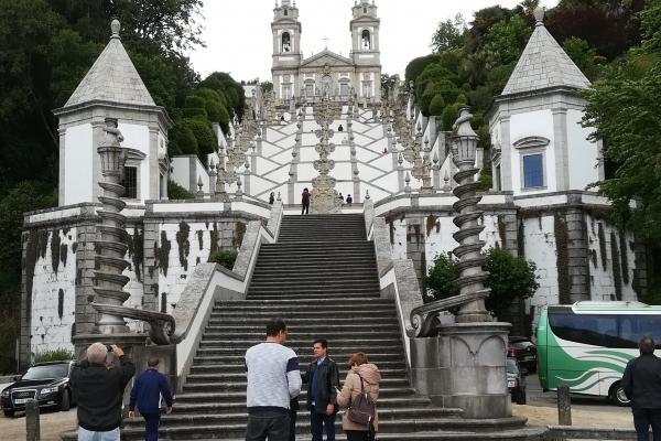 Portugal Sanctuaire Bom Jésus