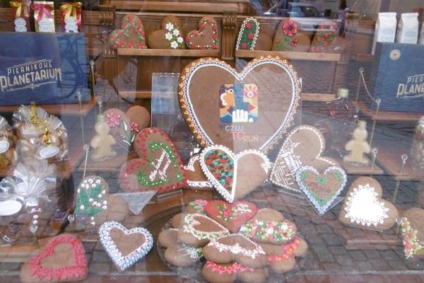 Pologne, Fameux pain d'épices de Torun
