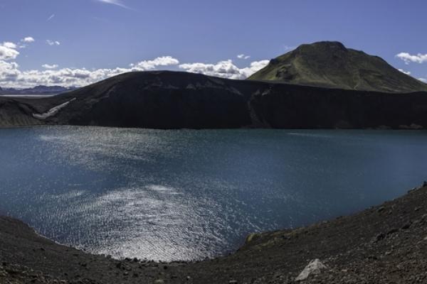 Islande & îles Féroé, Landmanalaugar