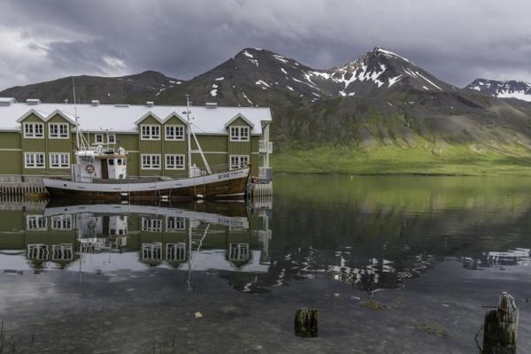 Islande, Siglufjordur