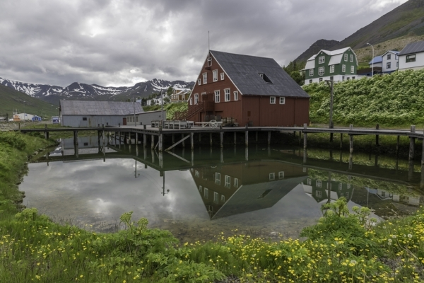 Islande & îles Féroé, Siglufjordur