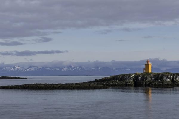 Islande & îles Féroé, Côte Ouest