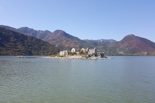 Montenegro, Lac Skadar