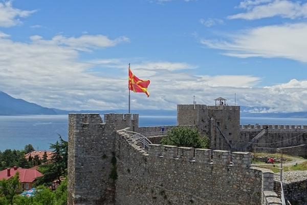 Macédoine, Forteresse d'Orhid