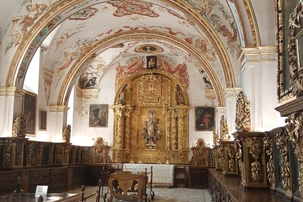 Monastère de Yuso -- La Rioja