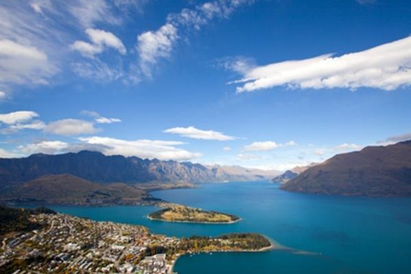 Nouvelle Zélande, Queenstown