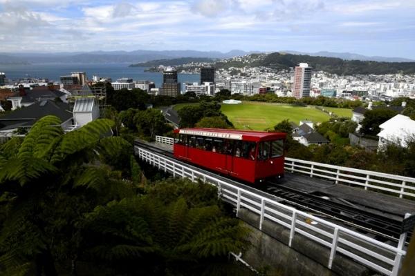 Nouvelle Zélande, Wellington