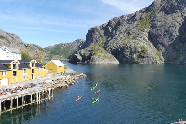 Cap Nord - Nusfjord