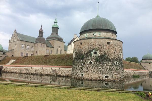 Cap Nord - Château de Vadstena