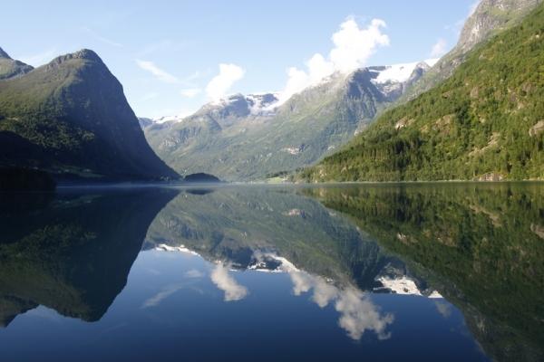 Cap Nord - fjord