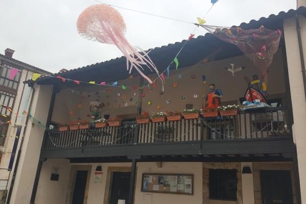 Quartier de Cimavilla - Gijon