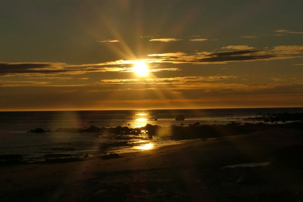 Cap Nord - Soleil de Minuit