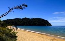 Nouvelle Zélande, Abel Tasman National Park
