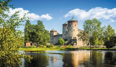 Baltique, Finlande