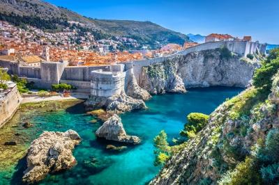 Croatie & Slovénie, Dubrovnik
