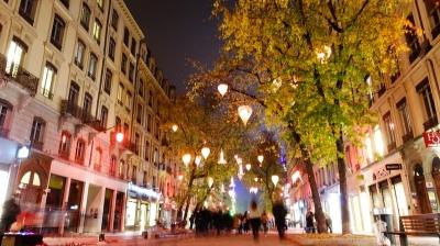 Lyon rue république